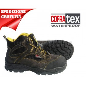 SCARPE ANTINFORTUNISTICHE COFRA HARNESS IN COFRA-TEX