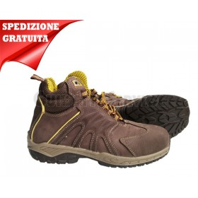 SCARPE ANTINFORTUNISTICHE COFRA LIFT S3
