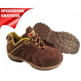 SCARPE ANTINFORTUNISTICHE COFRA SET BALL S3