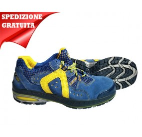 SCARPE ANTINFORTUNISTICHE COFRA FINAL EIGHT S1P